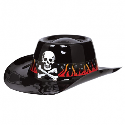 Rock Star Cowboy Hat - Vac Form