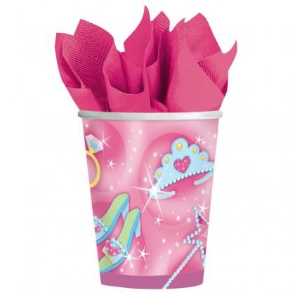 Princess Cups, 9 oz.