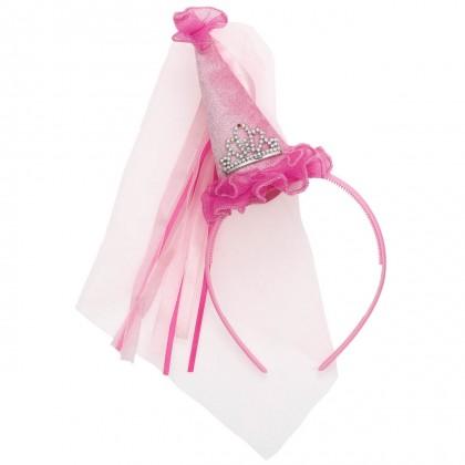 Princess Deluxe Headband - Fabric