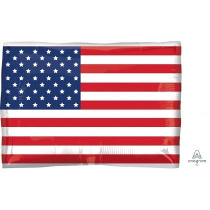 S50 U.S. Flag Junior Shape XL®