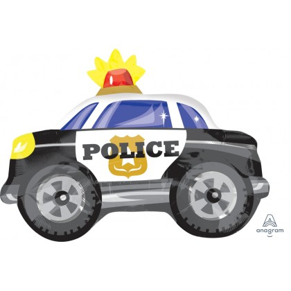 "S50 24"" Police Car Junior Shape XL®"