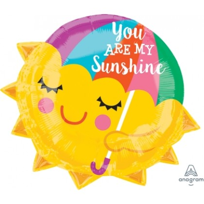 "S50 18"" You are My Sunshine Junior Shape"