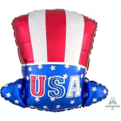 S50 Uncle Sam Top Hat Junior Shape XL®
