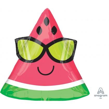 "S50 18"" Fun In The Sun Watermelon Junior Shape XL®"