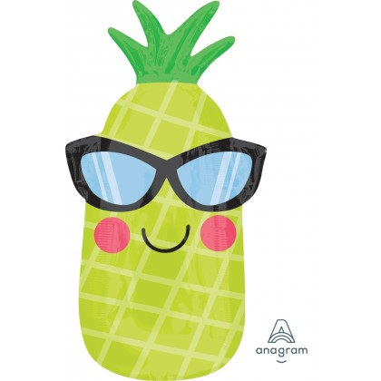 "S50 26"" Fun In The Sun Pineapple Junior Shape XL®"