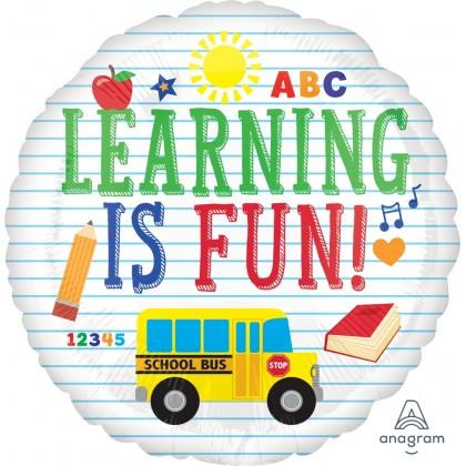 "S40 17"" Learning Is Fun Standard HX®"