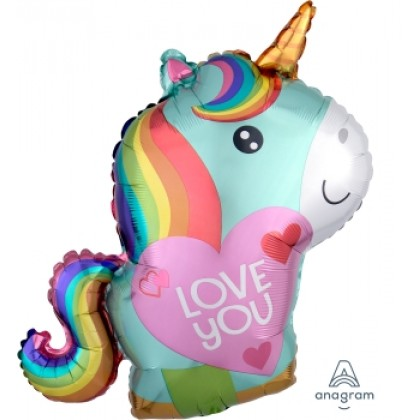 "S50 21"" Unicorn Love Junior Shape XL®"