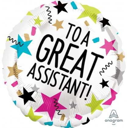 "S40 17"" Great Assistant Stars Standard HX®"
