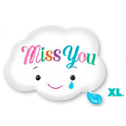 """S50 18"""" Miss You Cloud Junior Shape XL®"""