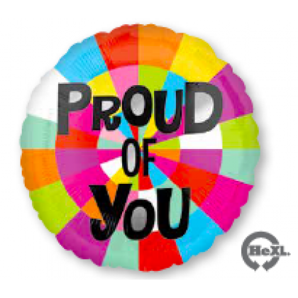 """S40 17"""" Proud of You Standard HX®"""