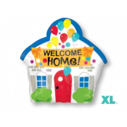 """S50 20"""" Welcome Home House Junior Shape XL®"""