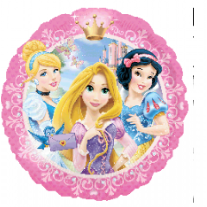 "S60 17"" Princesses Portrait Standard HX®"