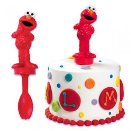 Elmo Spoon Topper