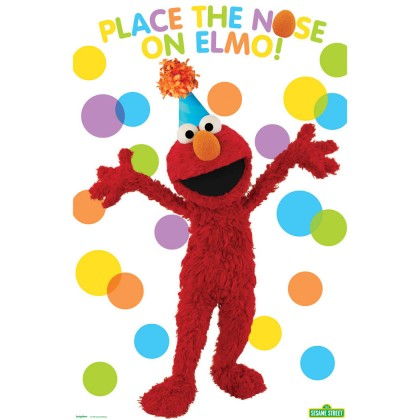 Sesame Street® Party Game