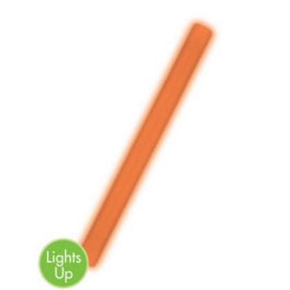 "18"" Foam Light-Up Glow Sticks - Orange"