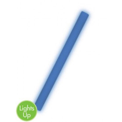 "18"" Foam Light-Up Glow Sticks - Blue"