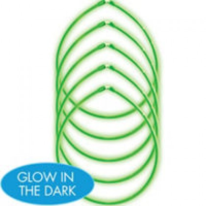 "22"" Glow Sticks Value Pack - Green"