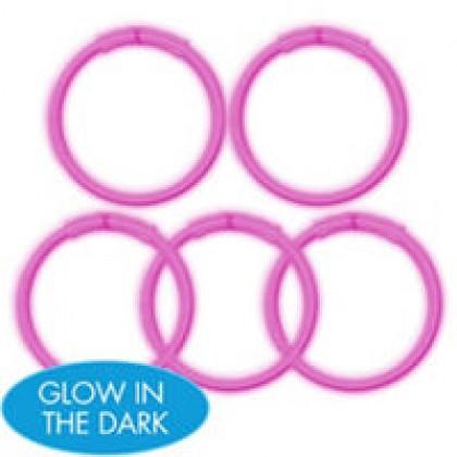 "8"" Glow Sticks Pink"