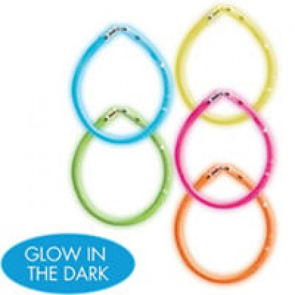 "8"" Glow Sticks Multi"