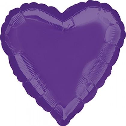 "S15 17"" New Purple Standard Heart HX®"