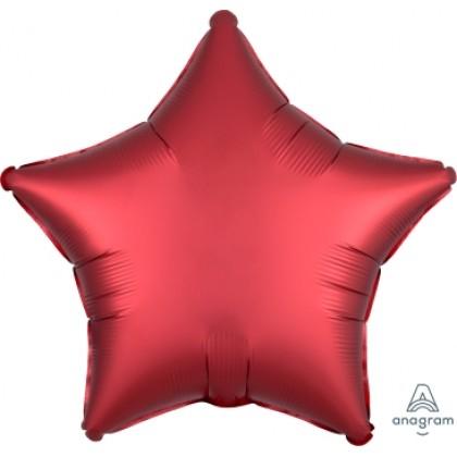 "S15 17"" Satin Luxe™ Sangria Standard Star XL®"