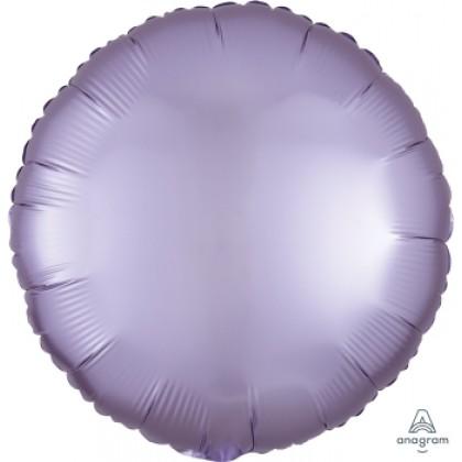 "S15 17"" Satin Luxe™ Pastel Lilac Standard Circle HX®"