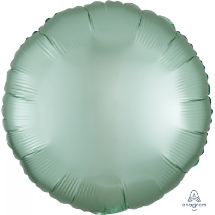 "S15 17"" Satin Luxe™ Mint Green Standard Circle HX®"