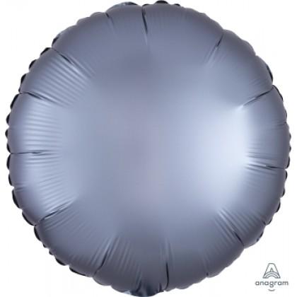 """S15 17"""" Satin Luxe™ Graphite Standard Circle HX®"""