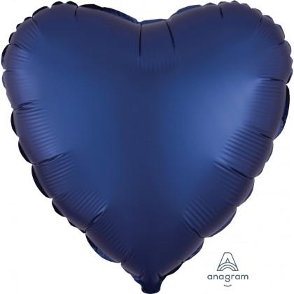 "S15 17"" Satin Luxe™ Navy Standard Heart HX®"