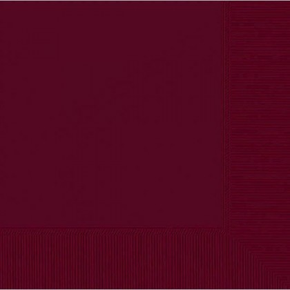Berry 2-Ply Beverage Napkins - Paper