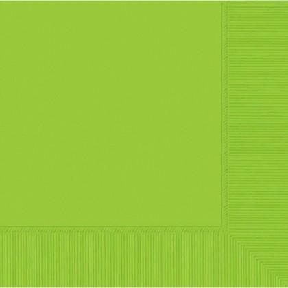 Kiwi 2-Ply Beverage Napkins - Paper