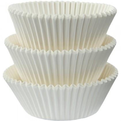 Cupcake Cases White