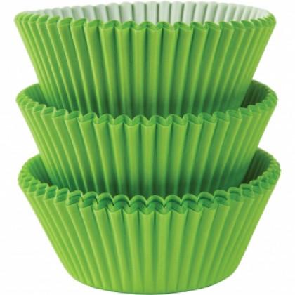 Cupcake Cases Kiwi