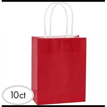 "8 1/2""H x 5 1/4""W x 3 1/4""D Cub Bags Value Pack Red"
