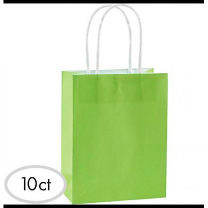 """8 1/2""""H x 5 1/4""""W x 3 1/4""""D Cub Bags Value Pack Kiwi"""