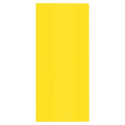 "11 1/2""H x 5""W x 3 1/4""D Cello Party Bags SUNSHINE YELLOW (Large)"