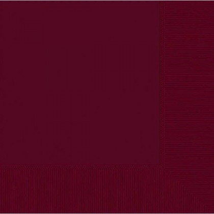 Berry 2-Ply Luncheon Napkins - Paper