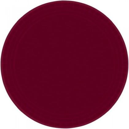 "Berry Festive Occasion® Plastic Tableware Plate, 9"""