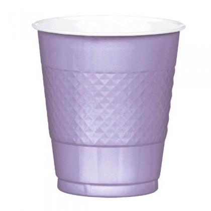 Lavender Festive Occasion® Plastic Tableware Cups, 12oz