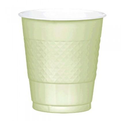 Leaf Green Festive Occasion® Plastic Tableware Cups, 12oz