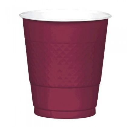 Berry Festive Occasion® Plastic Tableware Cups, 12oz