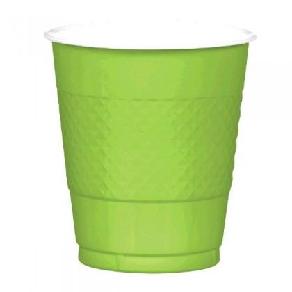 Kiwi Festive Occasion® Plastic Tableware Cups, 12oz