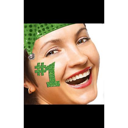 """5"""" x 3 1/2"""" Body Jewelry Green"""