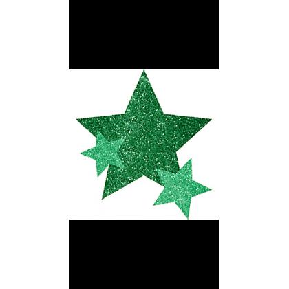 """5"""" x 3 1/2"""" Body Jewelry Sprit - Green"""