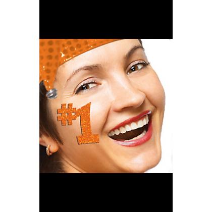 """5"""" x 3 1/2"""" Body Jewelry Orange"""