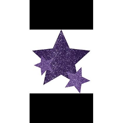 """5"""" x 3 1/2"""" Body Jewelry Sprit - Purple"""