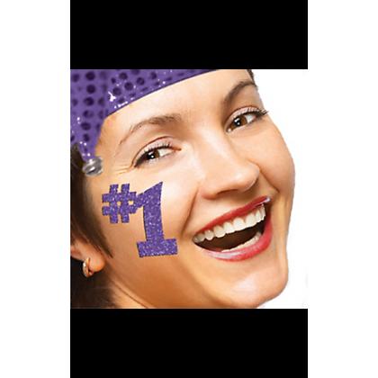 """5"""" x 3 1/2"""" Body Jewelry Purple"""