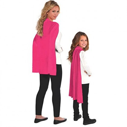 One Size Capes Pink