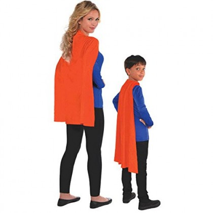 One Size Capes Orange