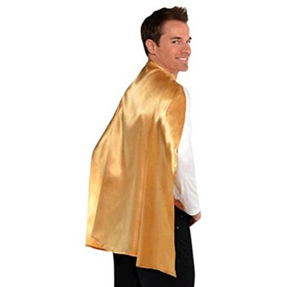 One Size Capes Gold